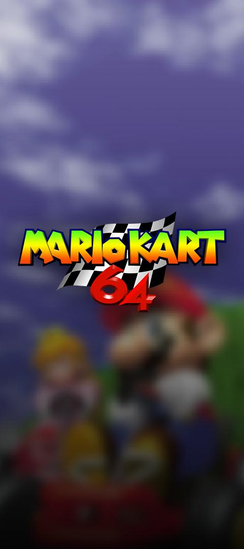 mk64 logo